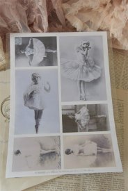 balletdancer 1 pcs - Jeanne d'Arc Living