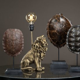 tablelamp-lion-dark-gold