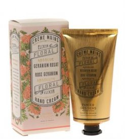 Hand cream Rose Geranium 75 ml - Saponi