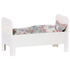 Bed small, offwhite - Maileg