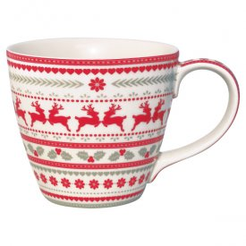 Mugg Ivy white - GreenGate