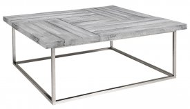 Soffbord Chill, stainless steel - Artwood
