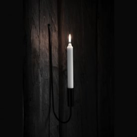 wall-candlestick-black-metal