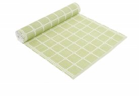 Table runner Nelly light green - Nyblom & Kollén