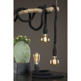 ceiling-lamp-rope-black