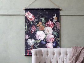 canvasprint-blomster