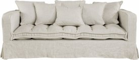 Greeenwich Sofa 2,5-s Linen Sand - Artwood