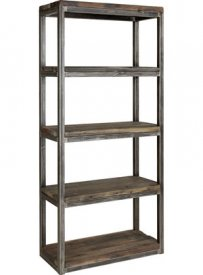 Axel Shelf Single Reclaimed Boatwood - Artwood