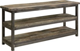 Axel Mediabench Reclaimed Boatwood - Artwood