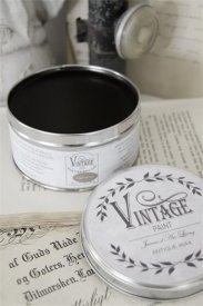 Vintage vax, light brown - Jeanne d'Arc Living