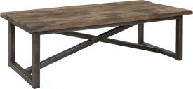 Axel Coffeetable Reclaimed Boatwood - Artwood