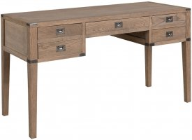 Vermont Writingdesk Weathered oak - Artwood