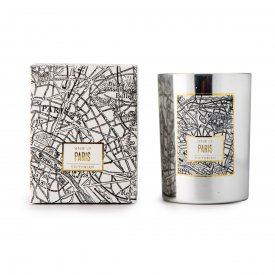 Doftljus Maps, Paris - Victorian Candles