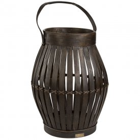 Birdcage Lantern Antique - Artwood