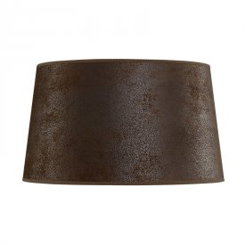 Lampskärm Classic, Suede Brown - Artwood