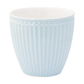 Lattemugg Alice pale blue - GreenGate