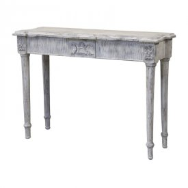 French sideboard, antique white - Chic Antique