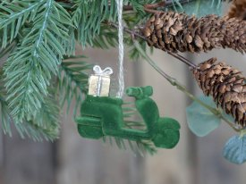 christmas-pendant-scooter-velor-mossgreen-gold