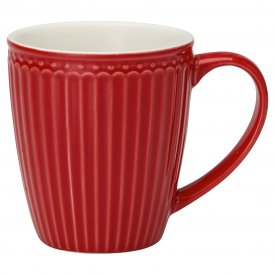 Mugg Alice red - GreenGate