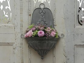 French wallpot - Chic Antique