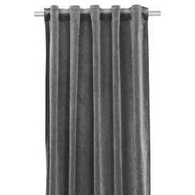 dark-grey-velvet-curtain
