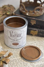 Vintage paint, Bronze metallic, 200 ml - Jeanne d'Arc Living