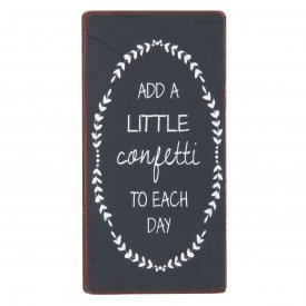 Magnet Add a little confetti... - Ib Laursen