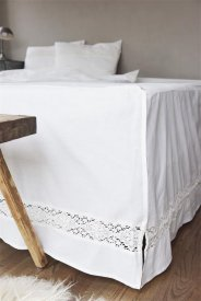 Bedskirt Romantic