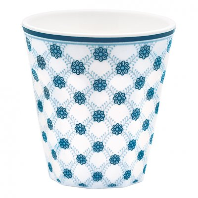 Melaminmugg Lolly blue - GreenGate
