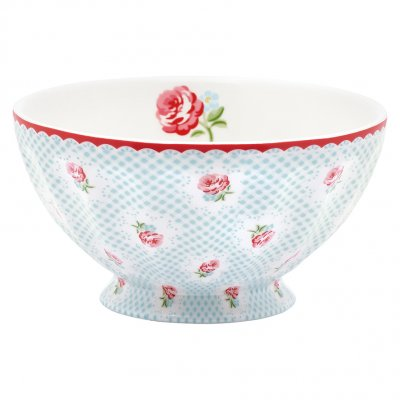 French bowl Tammie pale blue, x-large - GreenGate