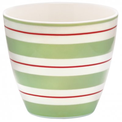 Lattemugg Ellinor Green - GreenGate
