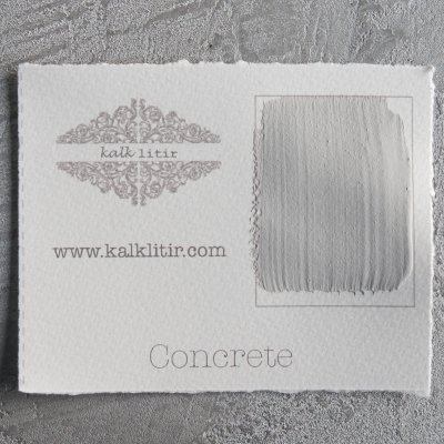 Colorsample Concrete - Kalklitir