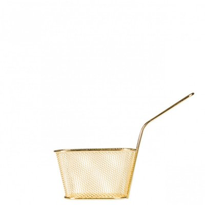 French Fries Holder, Guld - By On