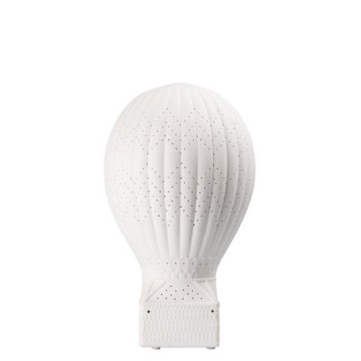 Bordlampa Luftballong, vit - By On
