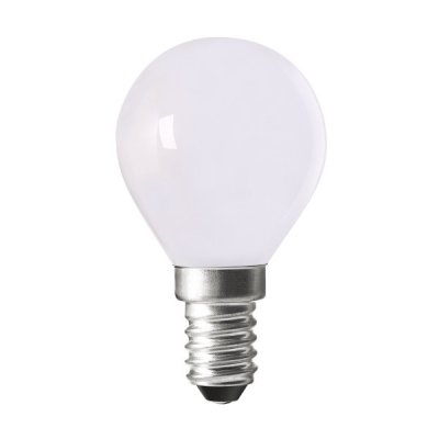 Pearl LED Filament E14 Bulb, 3,5W Opal - PR Home