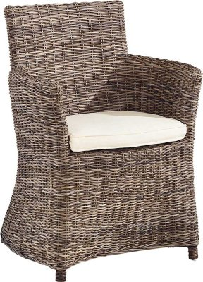 Chicago Armchair Kubu Grey - Artwood