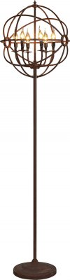 Golvlampa Gyro Antique Rust - Artwood