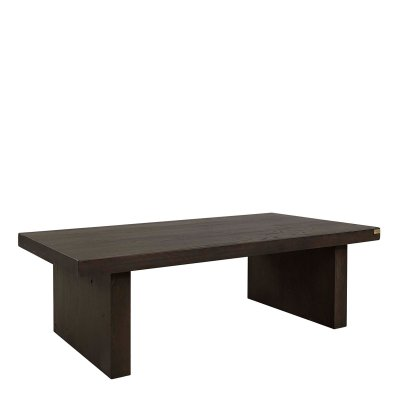 Plint coffee table carbon - Artwood