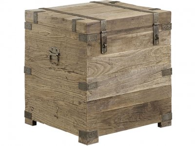 Box Elmwood, Solid Elm - Artwood
