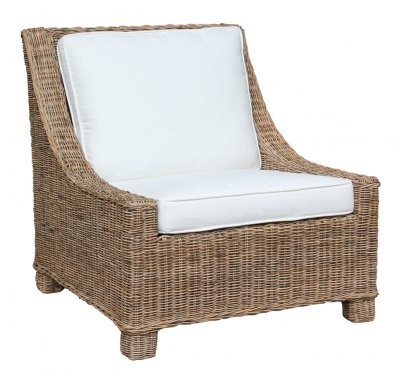 Madison Lounge chair Grey Lacak - Artwood