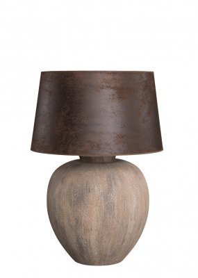 Lampfot Pasadena brown - Artwood