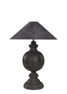 Lampfot Lazio, Antique wood - Artwood
