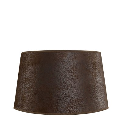 Lampskärm Classic Large, Suede brown - Artwood