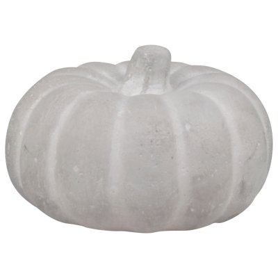 Pumpkin in concrete, medium, grey - Chic Antique
