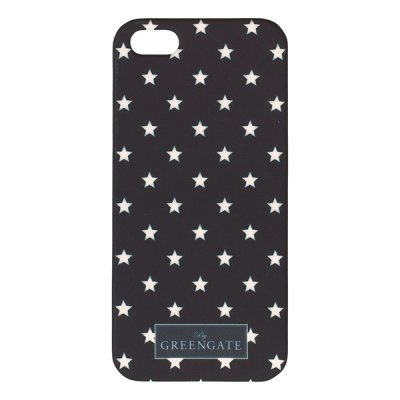 Mobilskal Star warm grey, Iphone 5 - GreenGate