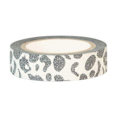 Tejp Leopard warm grey - GreenGate