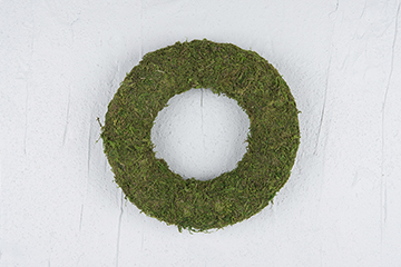 Mosskrans 25 cm diameter - A lot Decoration