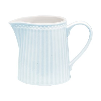Gräddkanna Alice pale blue - GreenGate
