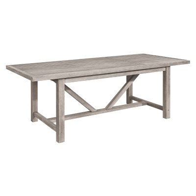 Matbord New Vintage Outdoor, instant grey teak - Artwood