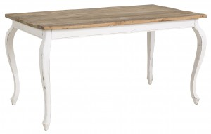 Elmwood Matbord White distressed WD (avhämtning butik) - Artwood